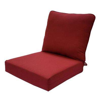 Chili Deep Seating Outdoor Lounge Chair Cushion