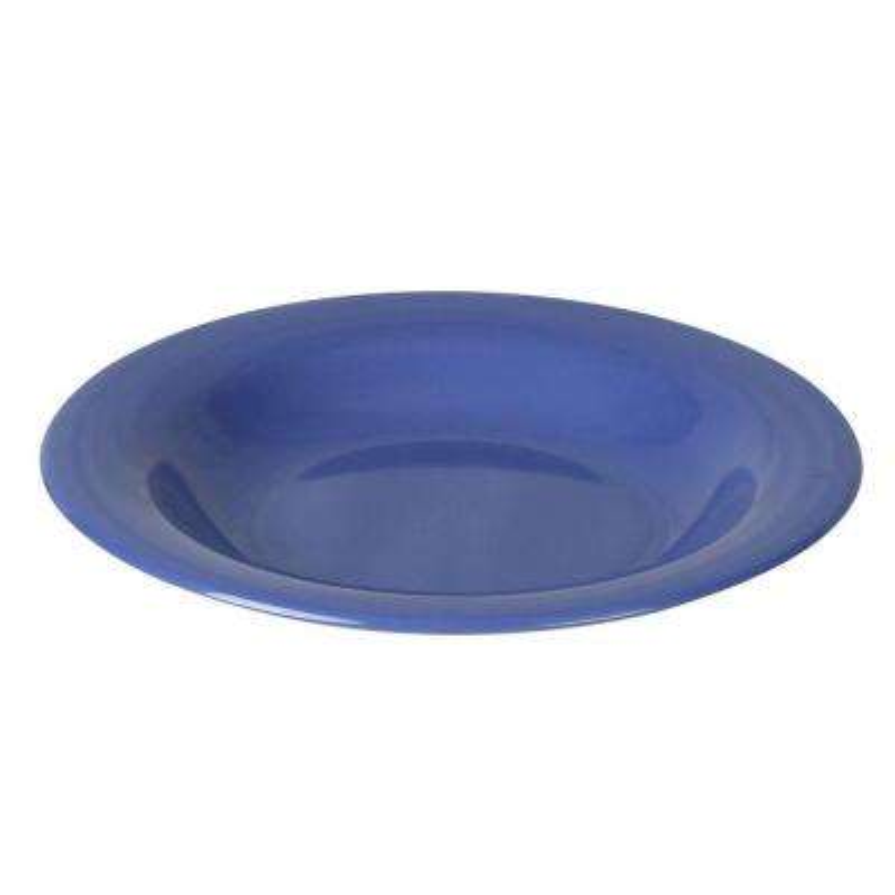 Coleur 13 oz., 9-1/4 in. Salad Bowl in Purple (12-Piece)