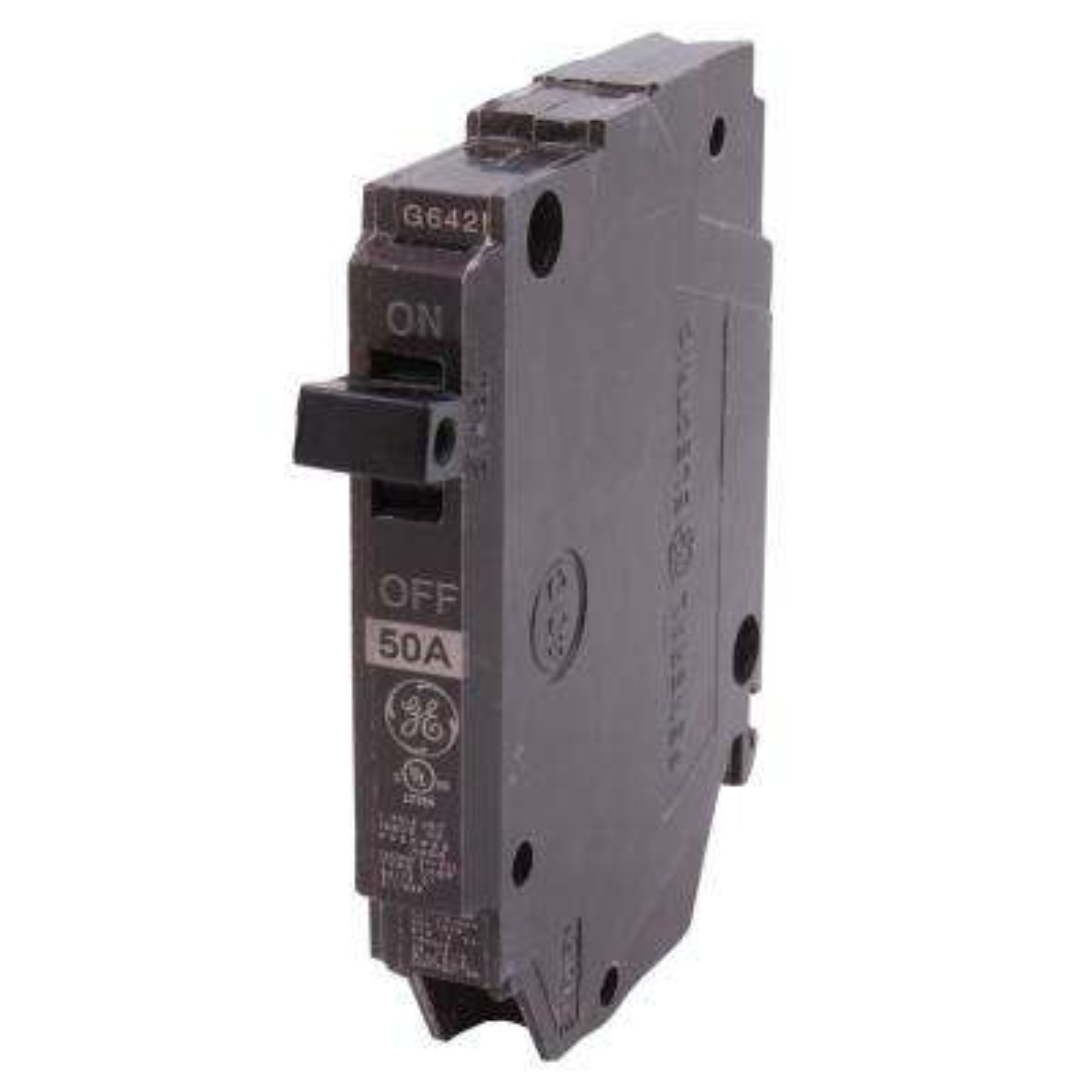 Q-Line 50 Amp 1/2 in. Single Pole Circuit Breaker
