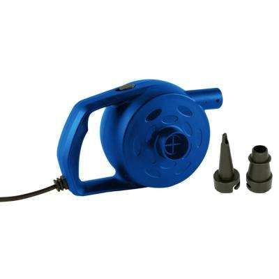 Cyclone High-Flow AC Electric Air Pump for 12-Volt Car Charger Outlets