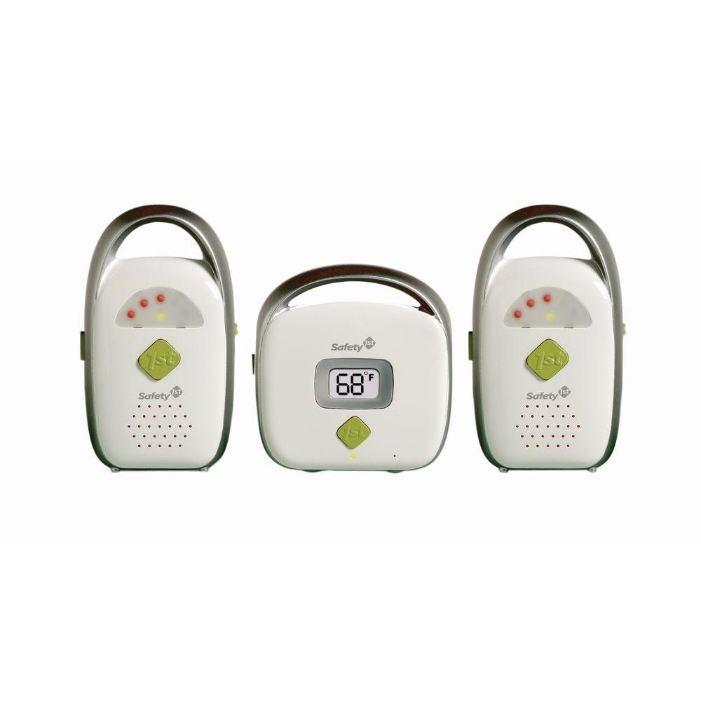 Safety First Glow and Go Duo Baby Monitor-DISCONTINUED