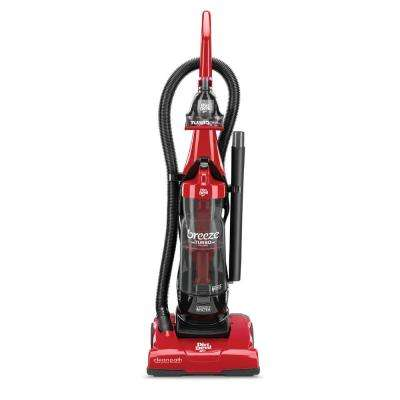 Breeze Cyclonic Bagless Upright Vacuum Cleaner with Bonus Turbo Tool