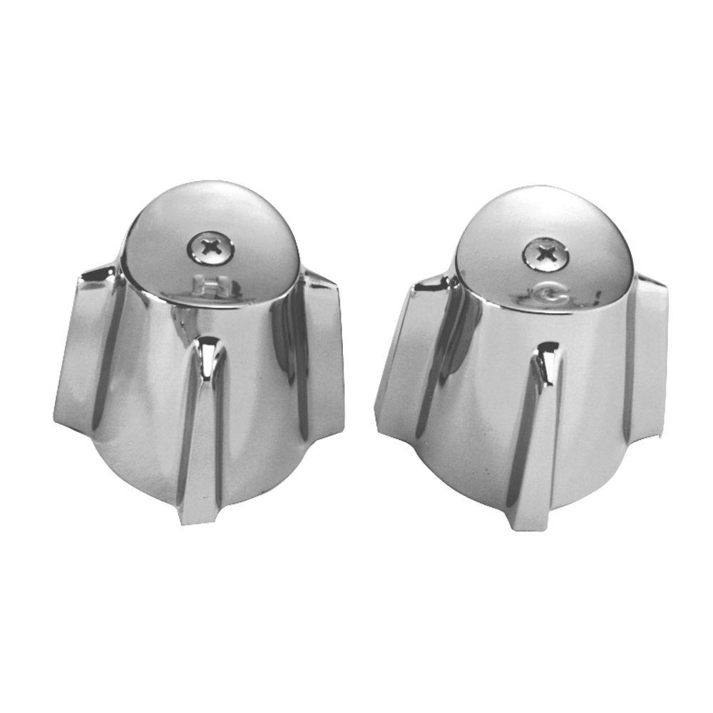 Danco Pair of Handles for Price Pfister Faucets, Grey