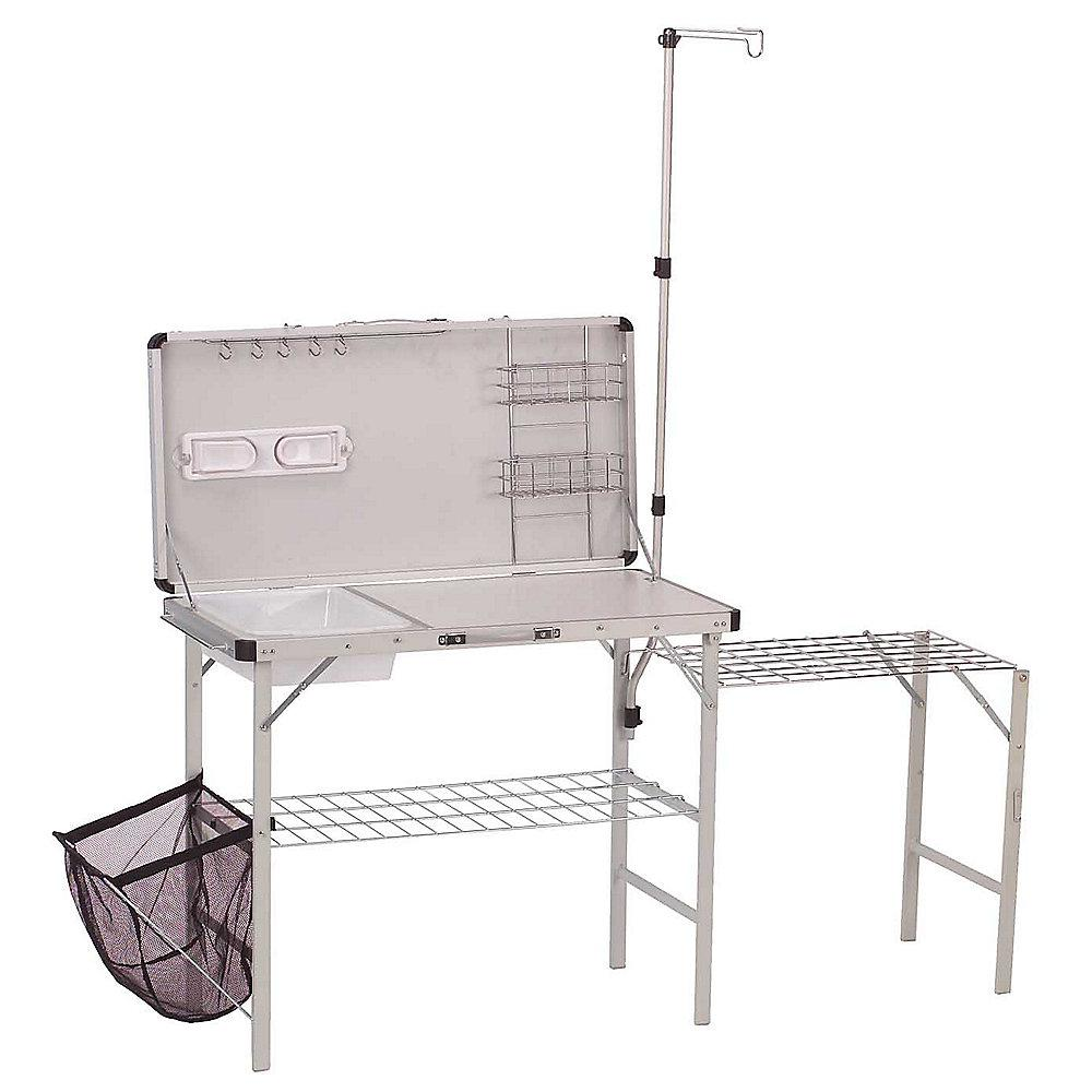 Coleman Pack-Away Outdoor Kitchen--Deluxe-2000020275 - The Home Depot