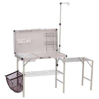 Pack-Away Outdoor Kitchen--Deluxe