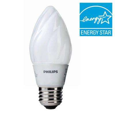 40W Equivalent Soft White F15 Dimmable LED Light Bulb (E)* (6-Pack)
