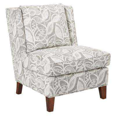 Marseilles Field Charcoal Chair