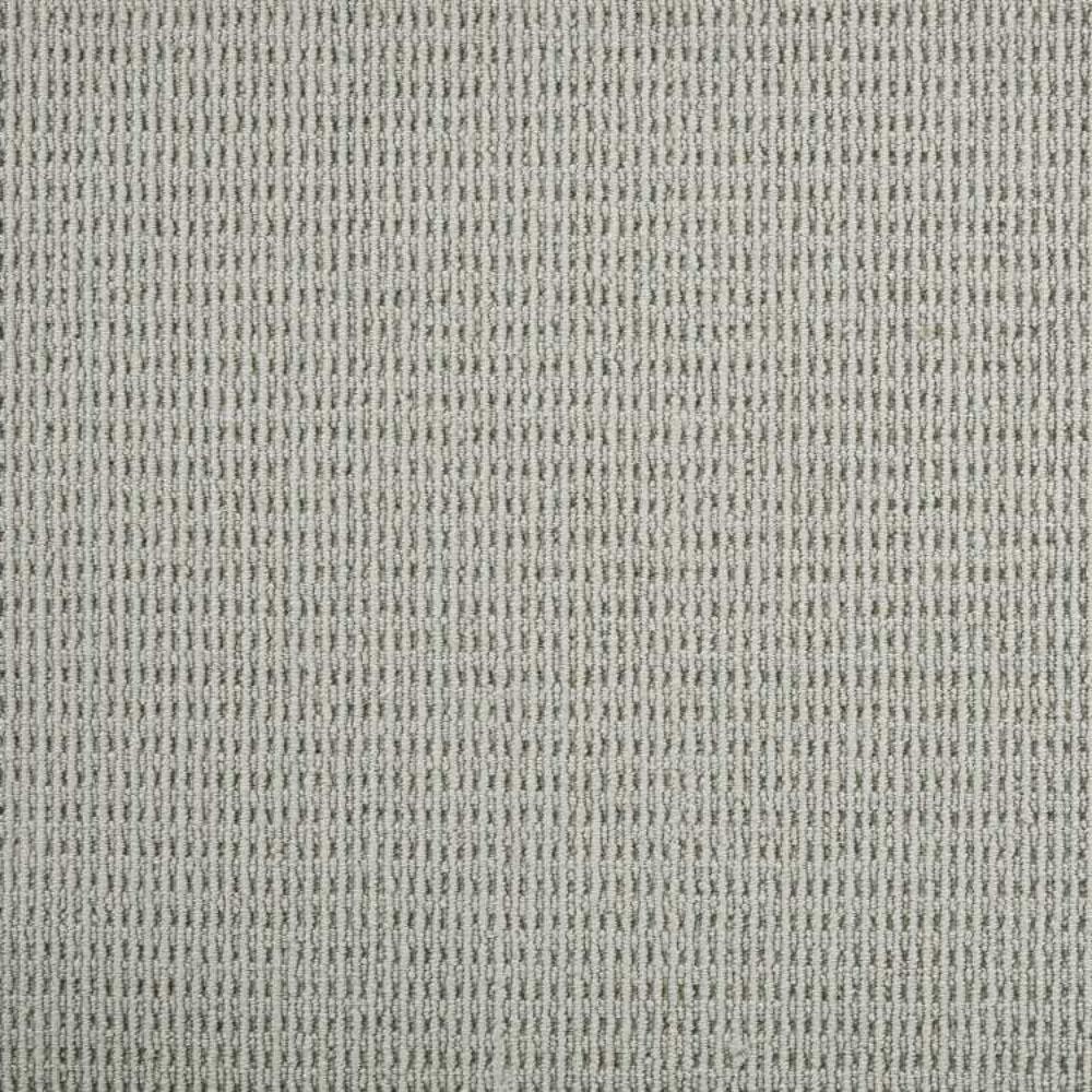 Carpet Sample - Terrain - Color Stone Loop 8 in. x 8 in.