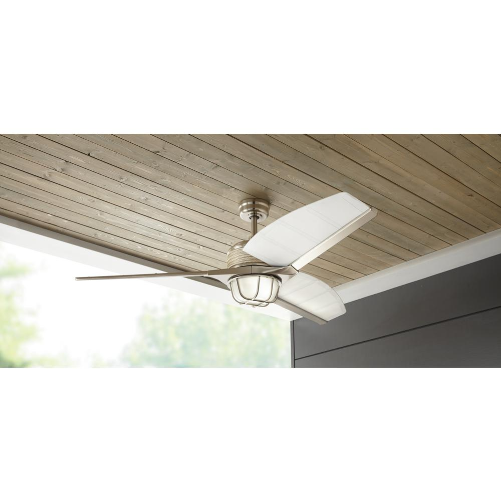 Home Decorators Collection Escape Ii 60 In Led Indoor