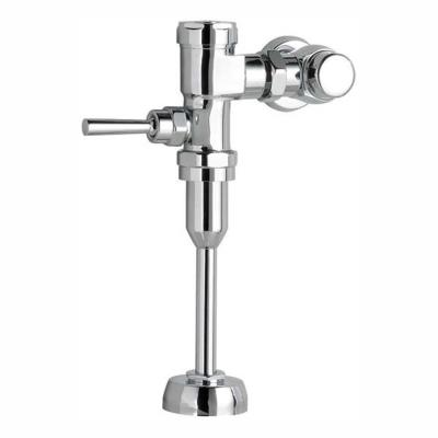 Ultima Manual FloWise 0.125 GPF Exposed Urinal Flush Valve in Polished Chrome for 0.75 in. Top Spud
