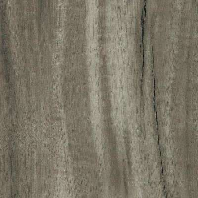 Hand Scraped Acacia Smoke 7 in. Wide x 48 in. Length Click Lock Luxury Vinyl Plank (23.36 sq. ft. / case)
