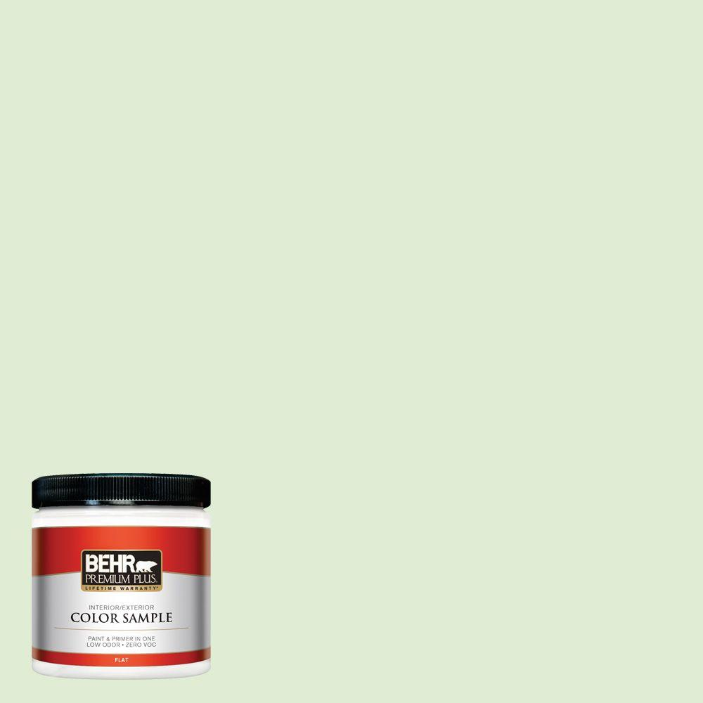 8 oz. #P380-2 Misted Fern Interior/Exterior Paint Sample