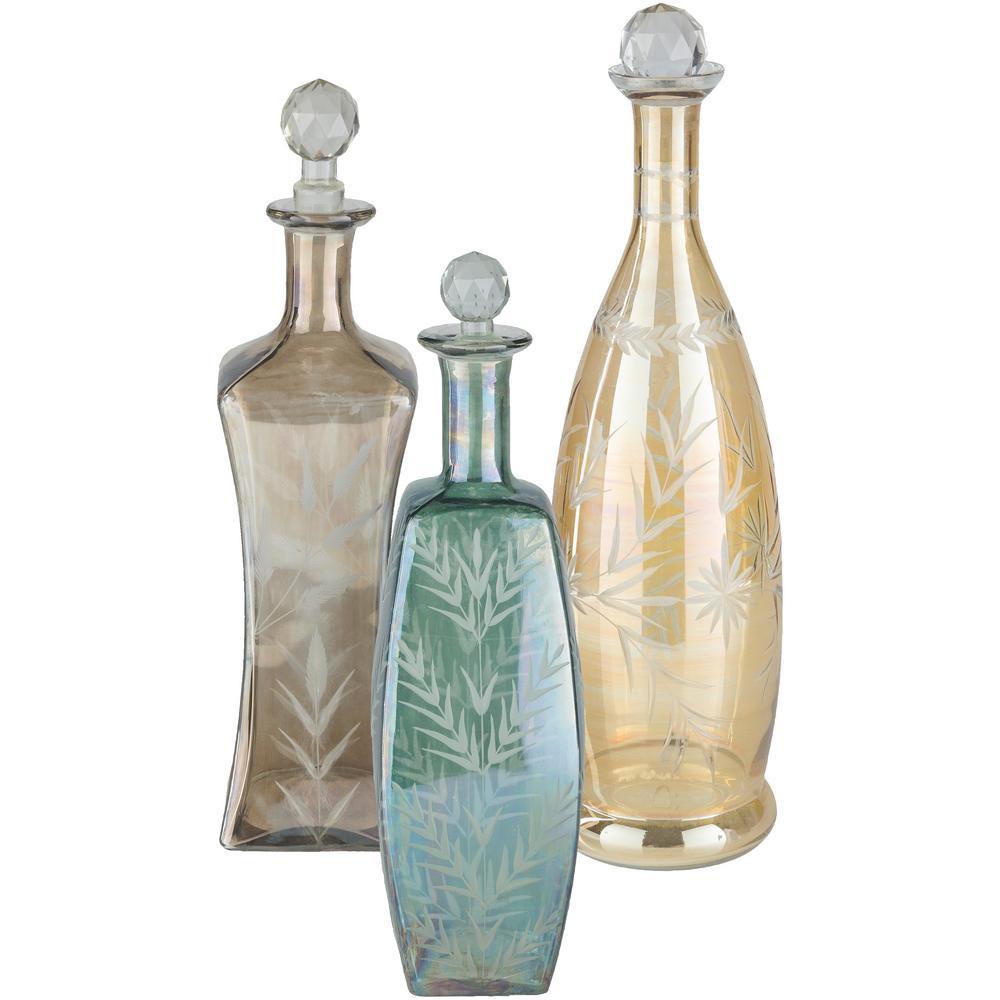 Decorative Bottles - Vases & Decorative Bottles - The Home Depot