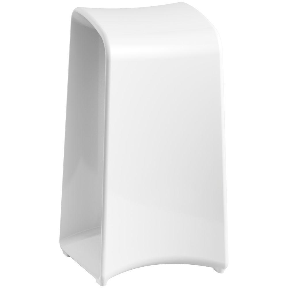 Charming KOHLER Choreograph 13.25 In. W X 14 In. D Freestanding Shower Seat In White