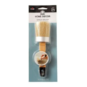 Click here to buy FolkArt Home Decor 1-3/4 inch Chalk Finish Brush by FolkArt.
