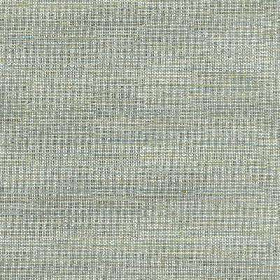 72 sq. ft. Samai Aquamarine Grass Cloth Wallpaper