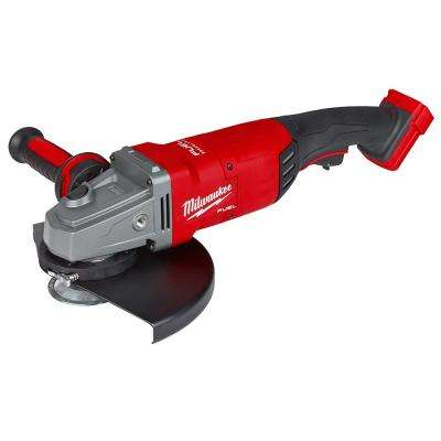 M18 FUEL 18-Volt Lithium-Ion Brushless Cordless 7/9 in. Angle Grinder (Tool-Only)