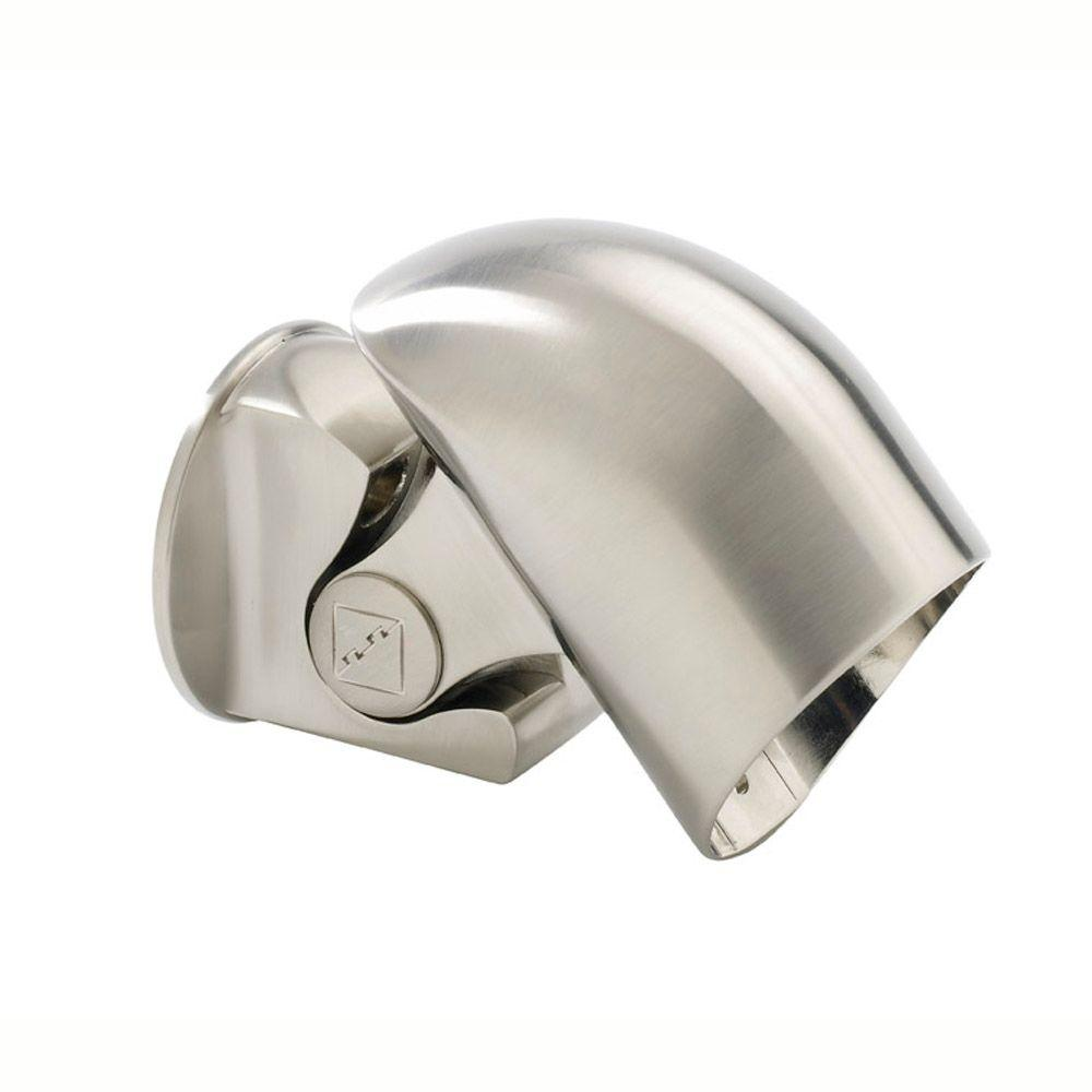 Gourmet Brushed Nickel Intermediate Connector