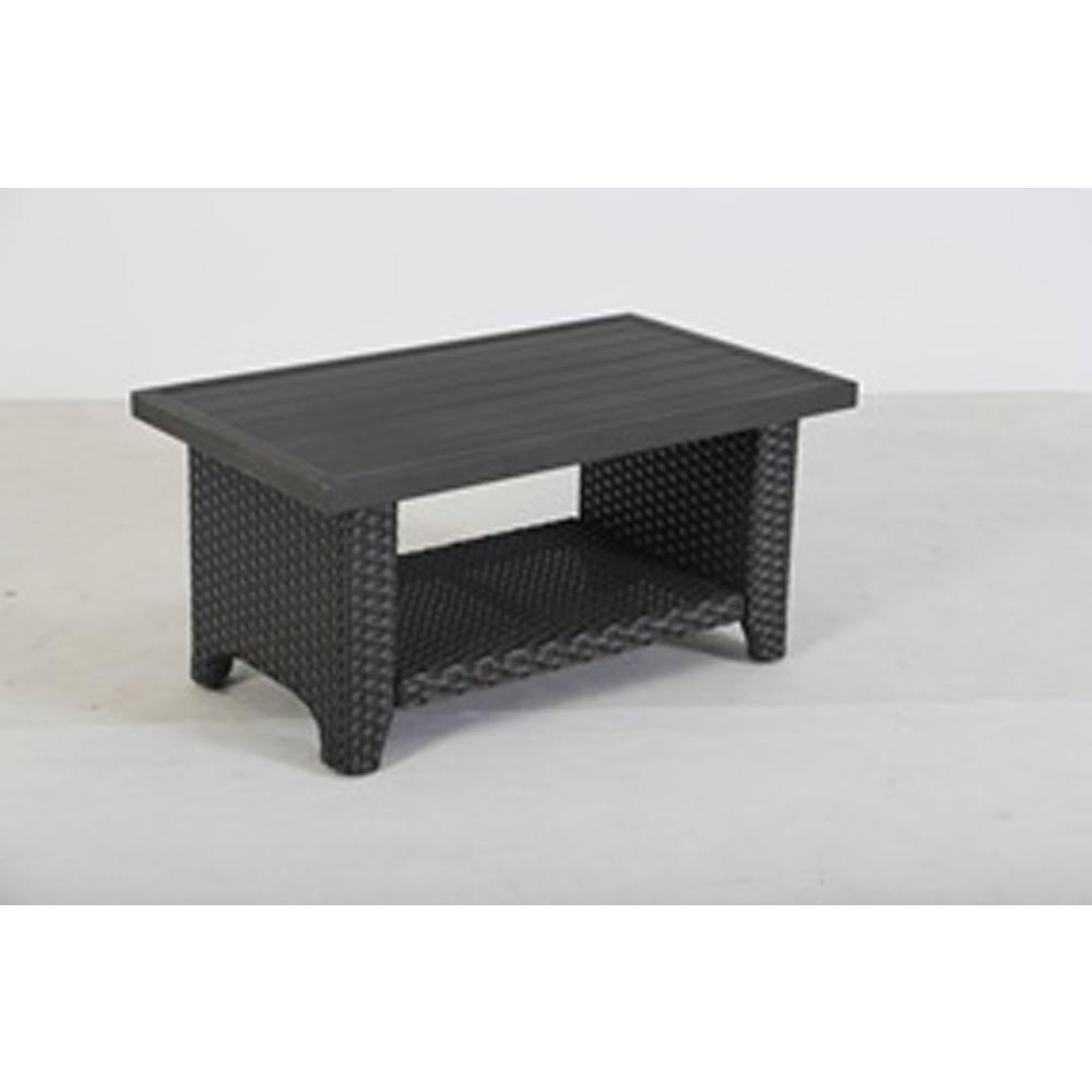 09fb918a0966 BarcaLounger Palm Grove Aluminum Outdoor Coffee Table-193-921-36CT ...