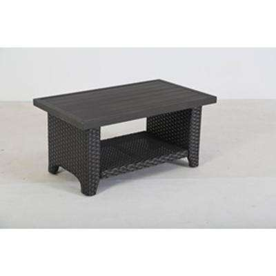 Palm Grove Aluminum Outdoor Coffee Table