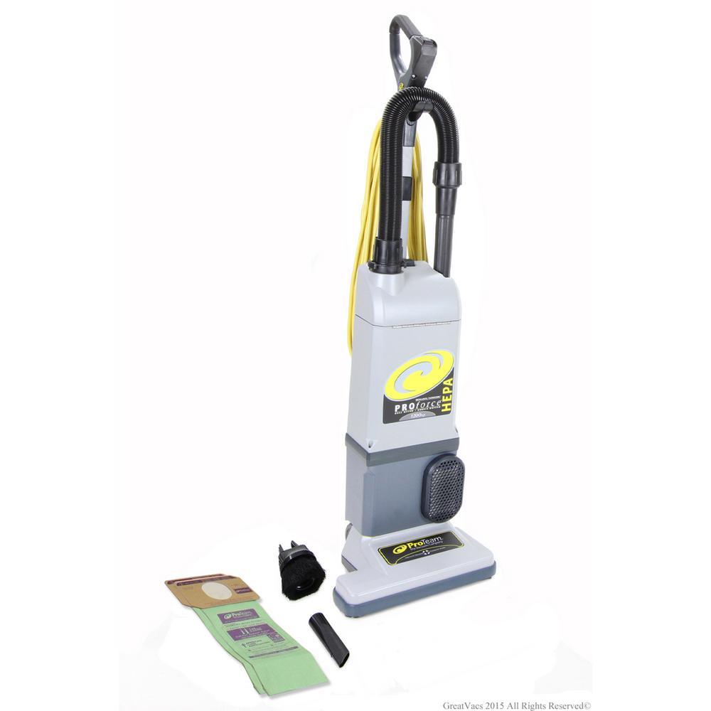 ProTeam Brand New Proforce 1200xp Vacuum with GV Mini Head Tools