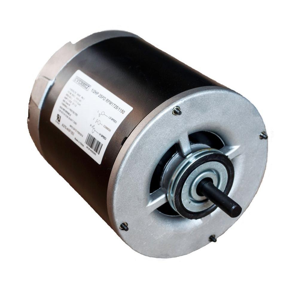Hessaire 2-Speed 1/2 HP 115-Volt Evaporative Cooler (Swamp Cooler ...