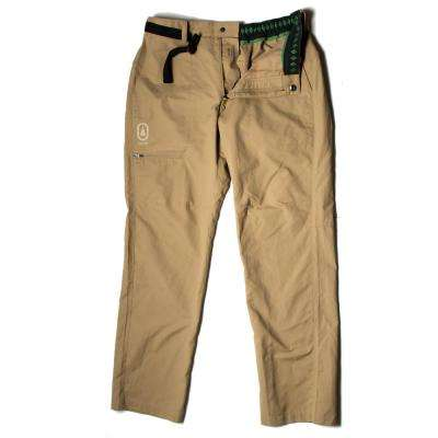 Null Men's 38 in. Kelp Khaki Pant