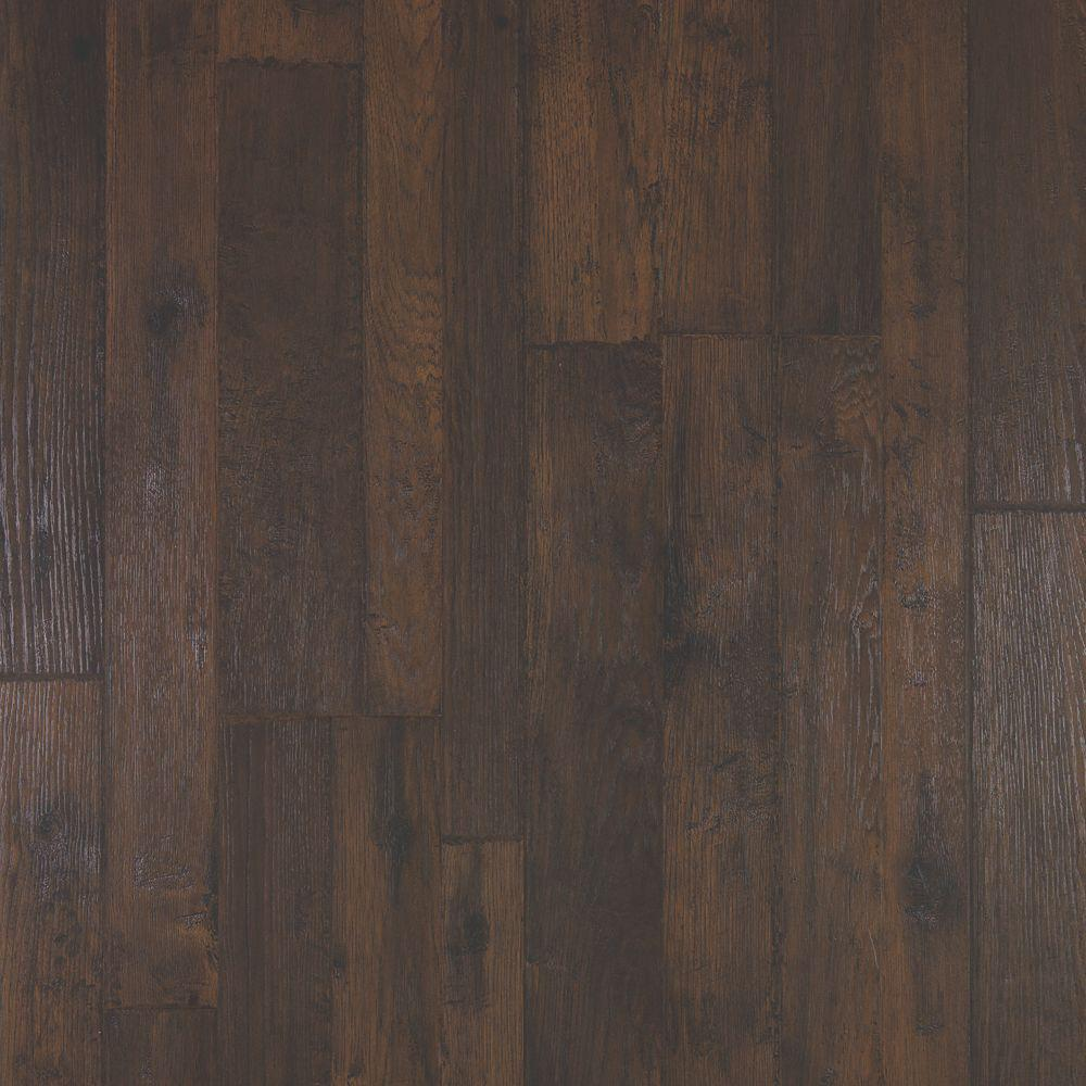 Pergo Outlast+ Mainland Brown Hickory Laminate Flooring 5 in. x 7 in. Take Home Sample