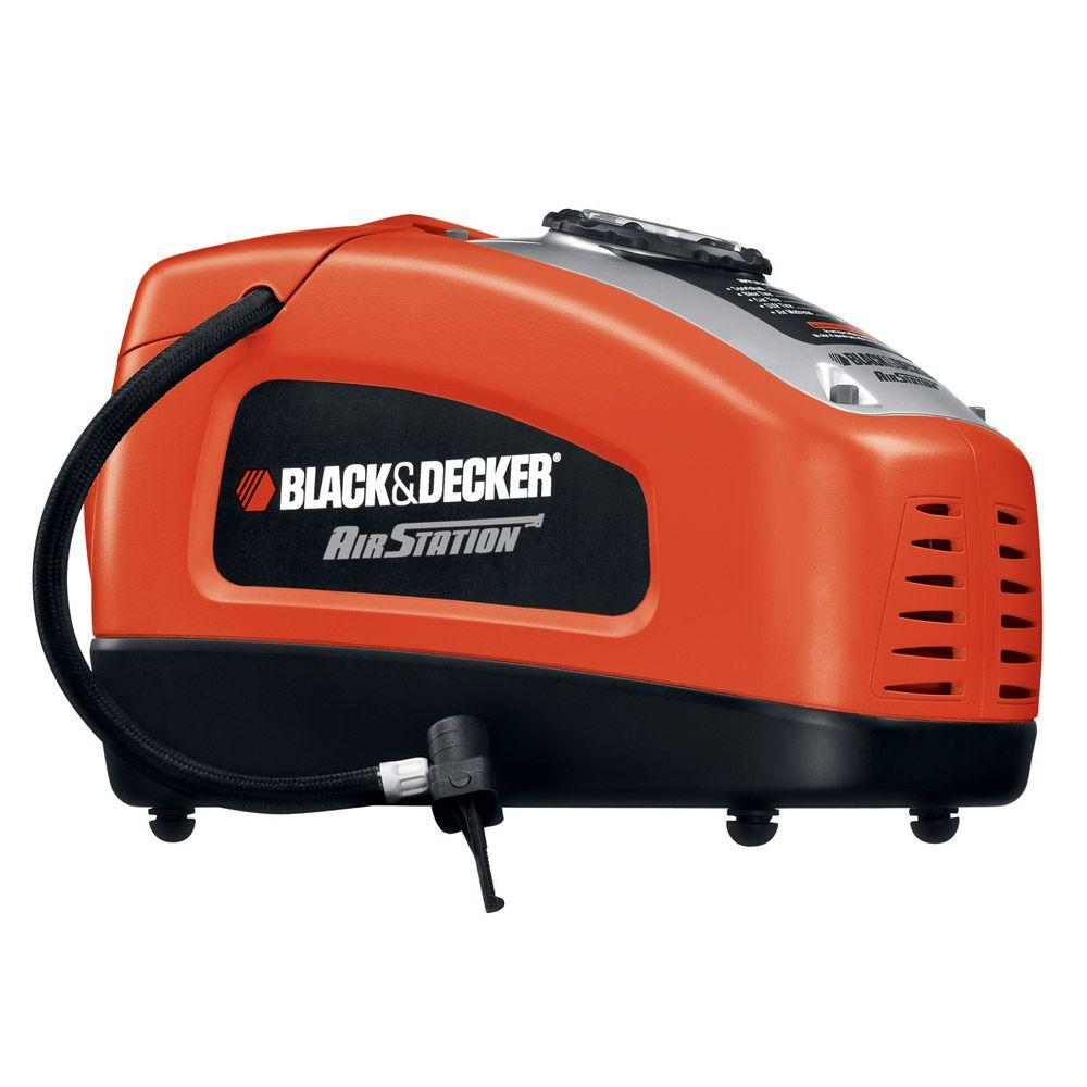 BLACK+DECKER Air Station Portable Inflator