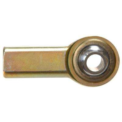 1/4 in.- 28 Thread Ball Joint Female Left Rod End (3-Pack)
