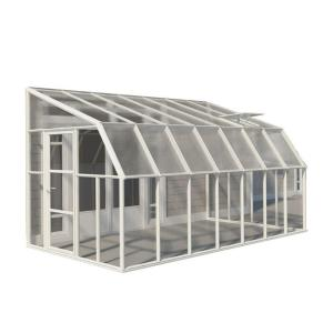 Rion Sun Room 8 ft. x 14 ft. Clear Greenhouse by Rion