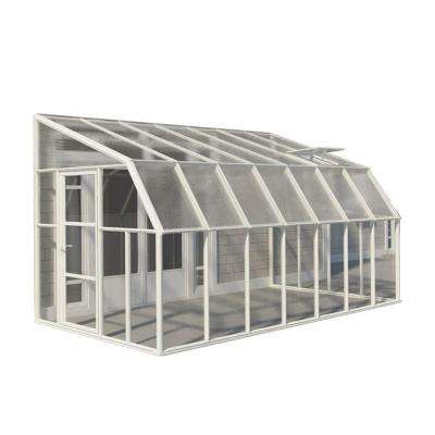 Sun Room 8 ft. x 14 ft. Clear Greenhouse