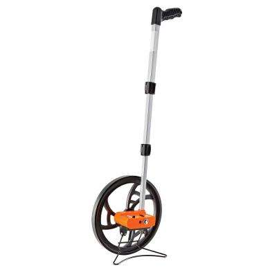 11-1/2 in. Measuring Wheel with Telescoping Handle (5 Digit Counter)