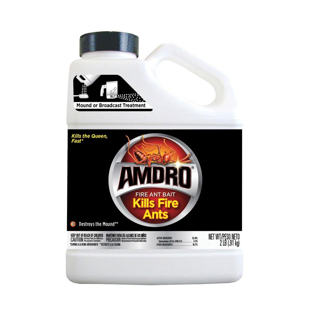 Amdro 2 Lb Fire Ant Bait 100099072 The Home Depot