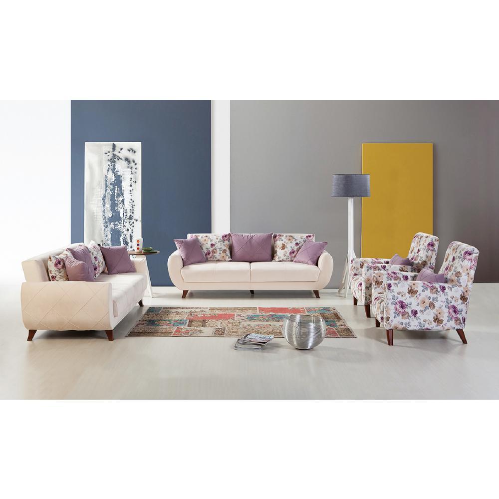 Mirage Cream Sofa