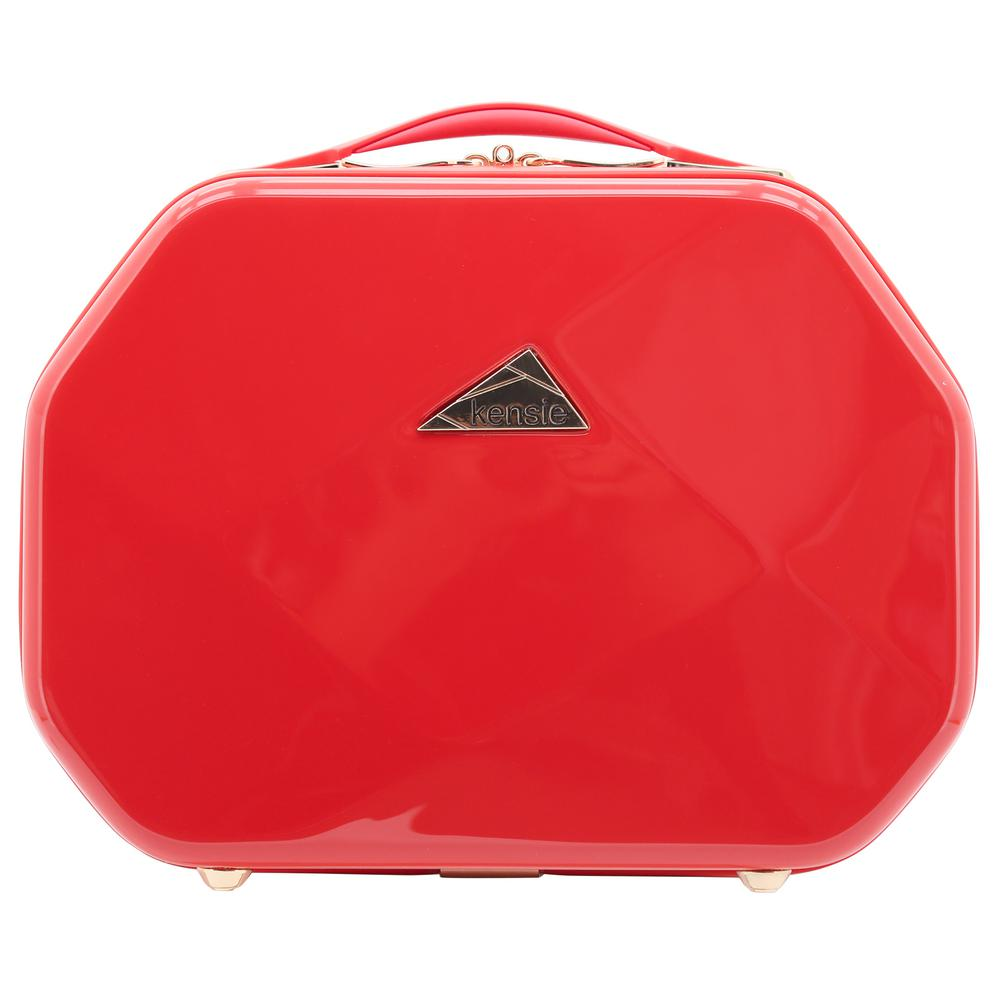 Octagon 13 in. Hardside Cosmetic Case