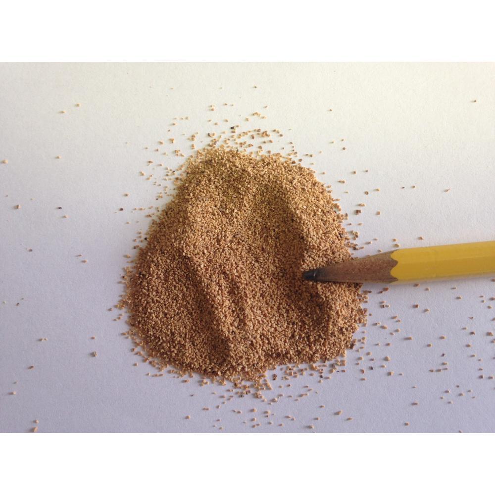 Walnut Shell Sandblasting Fine Grit (10 lb. per Box)