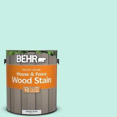 1 gal. #P430-1 Summer House Solid House and Fence Exterior Wood Stain