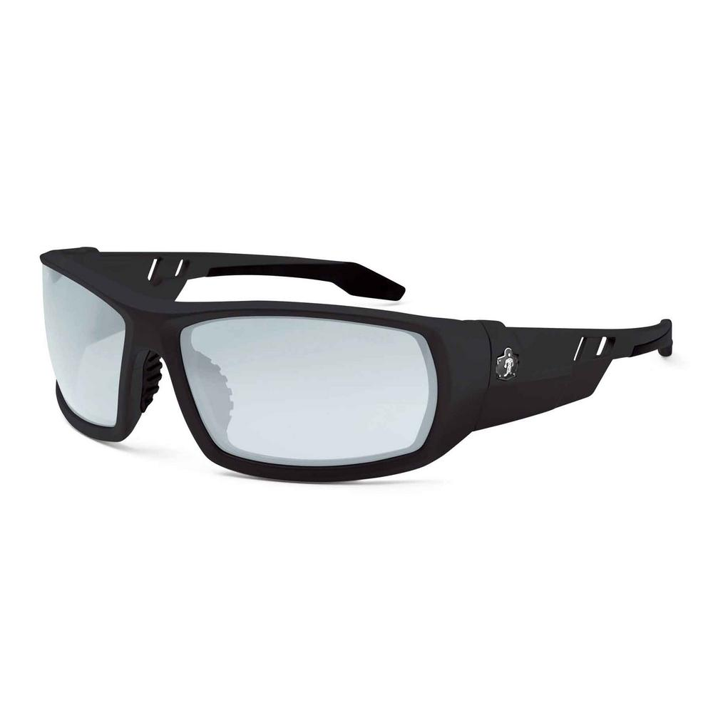 4a0ac278b38 Ergodyne Skullerz Odin Black Anti-Fog Safety Glasses