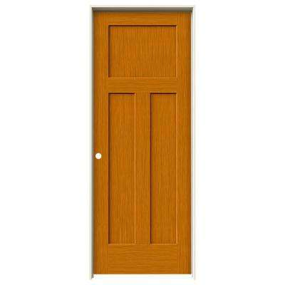 30 X 80 Stained Gold Prehung Doors Interior Closet Doors