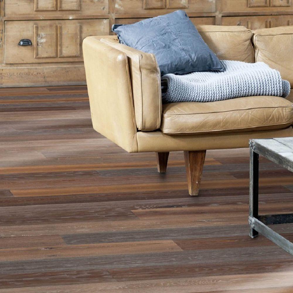 Flooors by LTL Washington Oak 25/32 in. Thick x 7-31/64 in. Wide x 74-51/64 in. Length Engineered Hardwood Flooring(15.54 sq. ft./case)