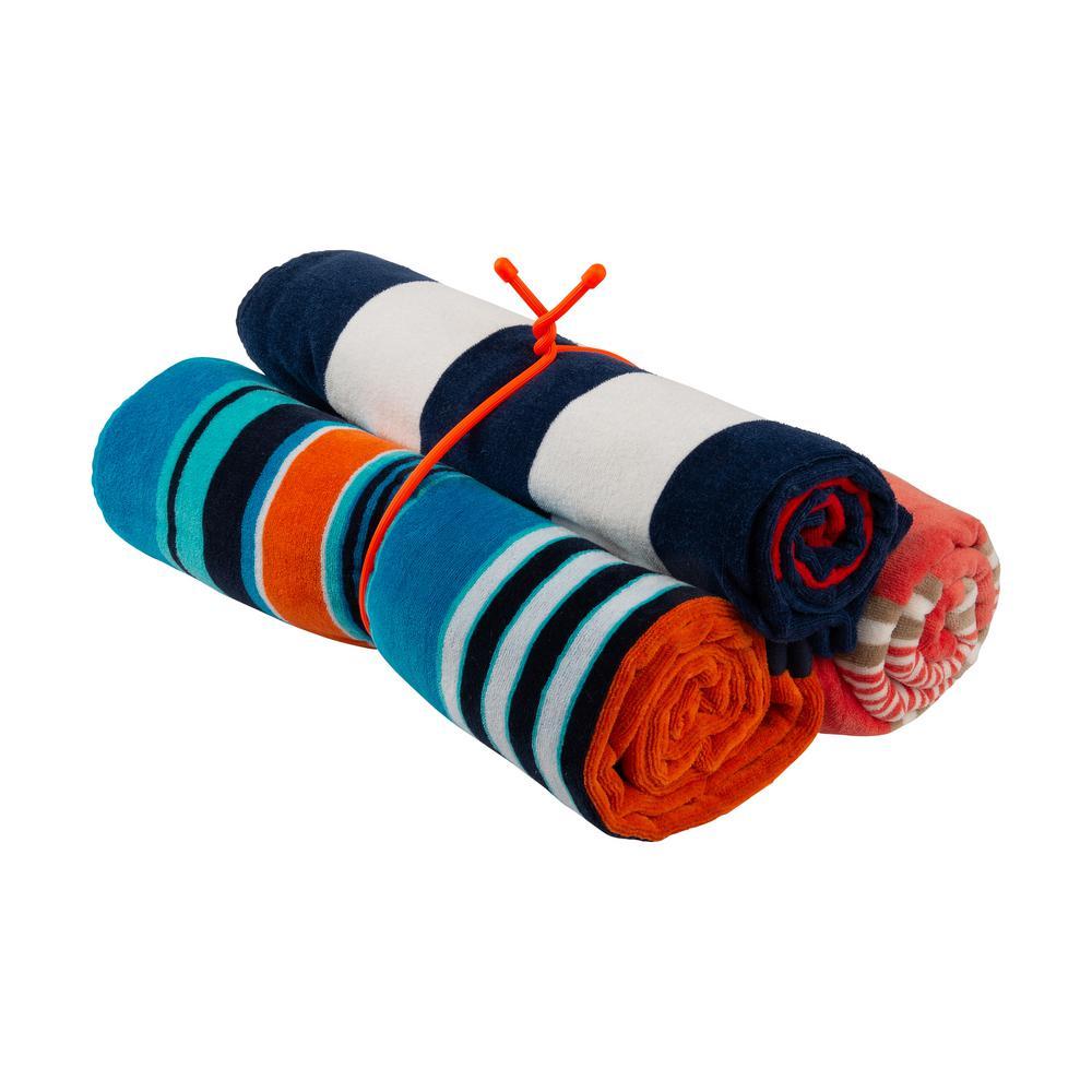 Nite Ize 32 In Gear Tie In Bright Orange 2 Pack Gt32 31 2r3 The Home Depot