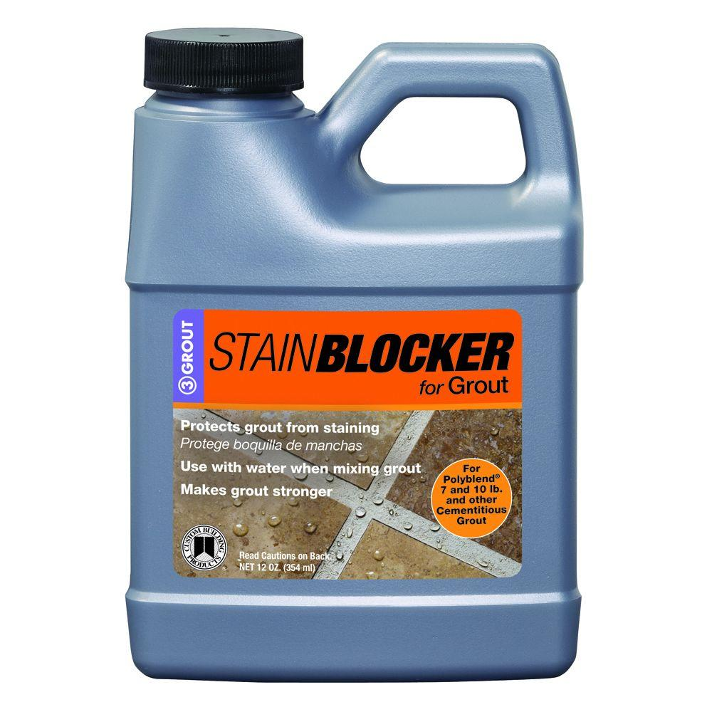 Custom Building Products StainBlocker 12 oz. Additive for Grout