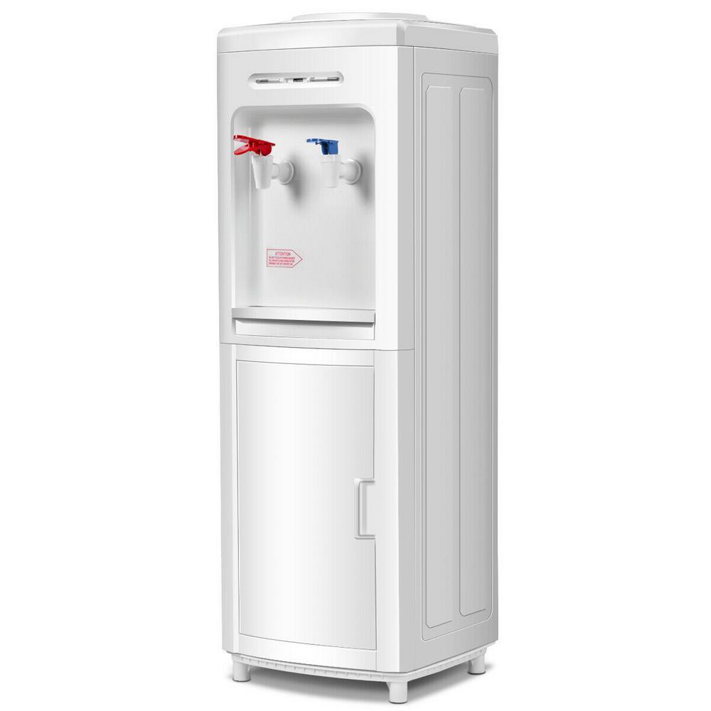 5 Gal. Bottle Load Electric Primo Water Filtration Cooler