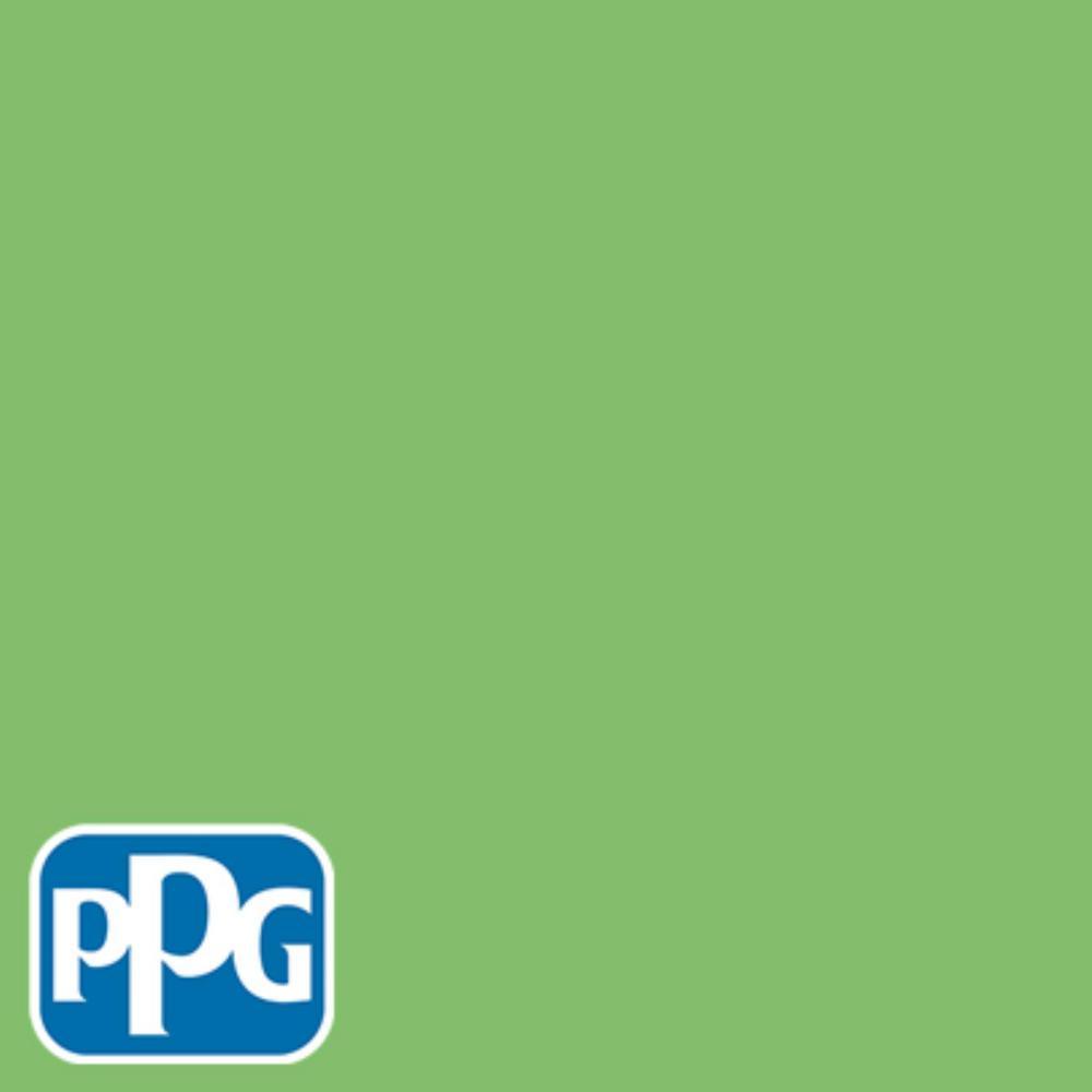 PPG TIMELESS 8 oz. #HDPPGG40 Jungle Vine Eggshell Interior/Exterior Paint Sample