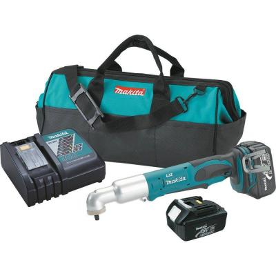 18-Volt LXT Lithium-Ion Cordless 3/8 in. Angle Impact Wrench Kit