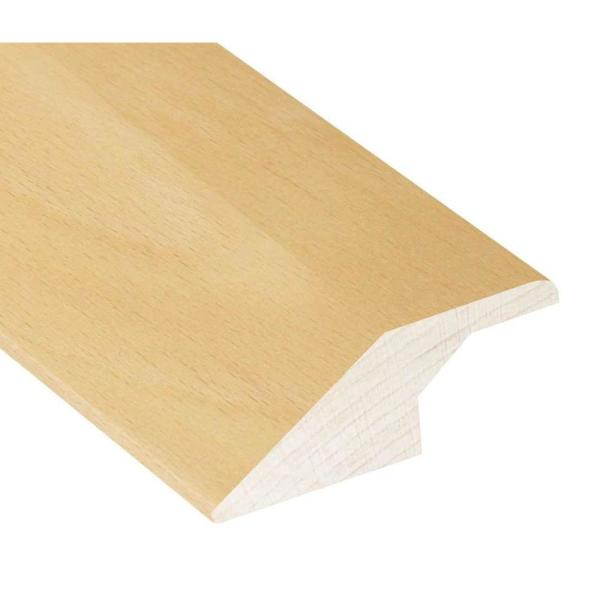 Maple Birch Natural 3 4 In Thick X 2 1 4 In Wide X 78 In Length Hardwood Lipover Reducer Molding Lm5922 The Home Depot