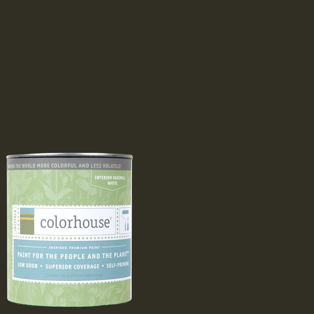 1 qt. Wood .06 Eggshell Interior Paint