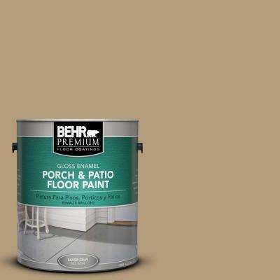 1 gal. #PFC-28 Desert Sandstone Gloss Porch and Patio Floor Paint