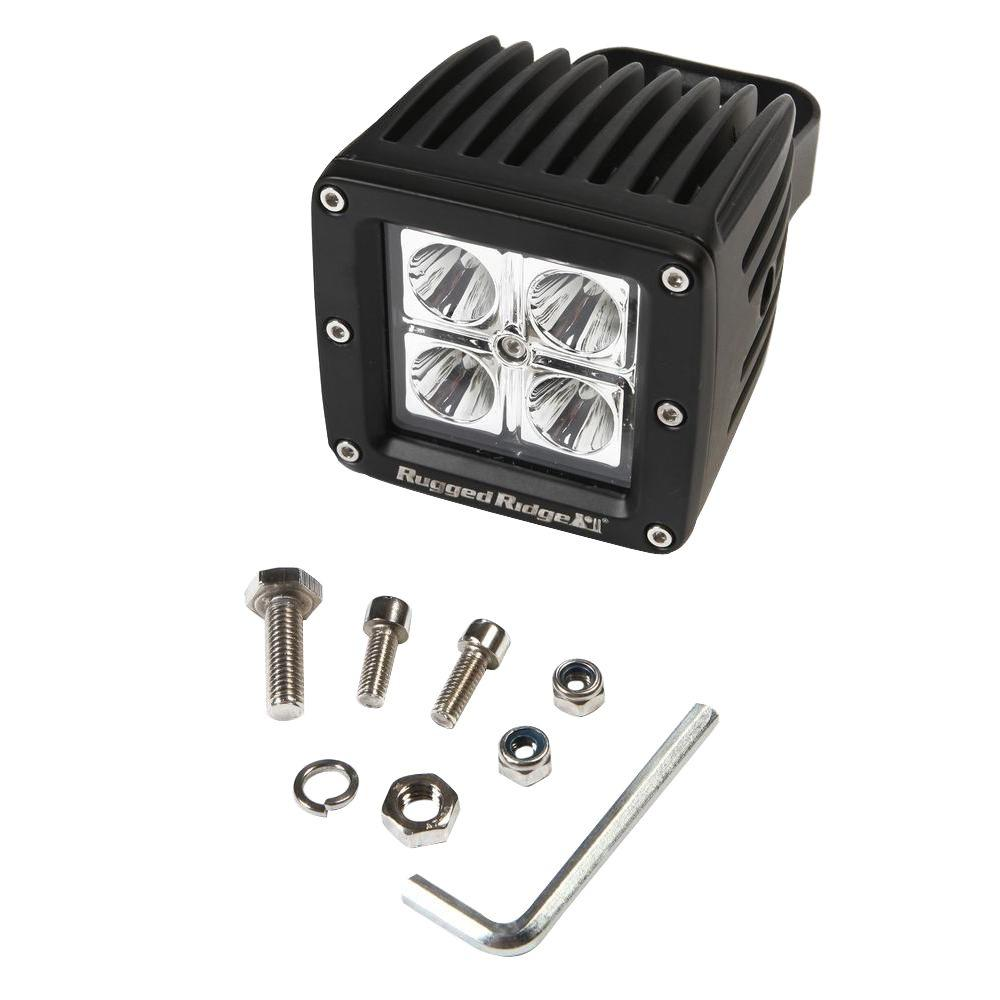 Square Led Driving Light Bar